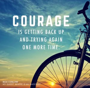4 Courageous People: Turning Setbacks into Successes