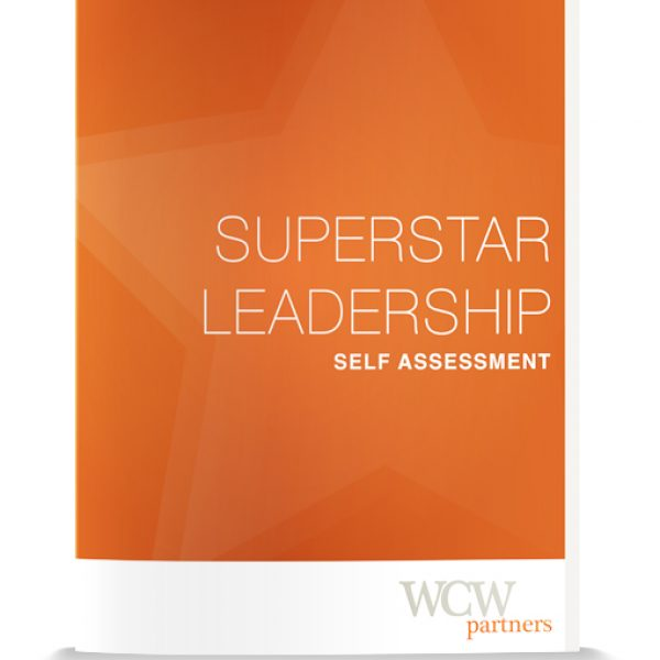 Superstar Leadership SelfAssessment  Rick Conlow