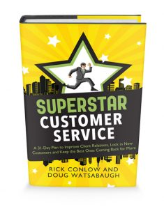 SuperSTAR Customer Service:  A 31 Day Plan to Improve Client Relations, Lock in New Customers and Keep the Best Ones Coming Back for More! (Copy)