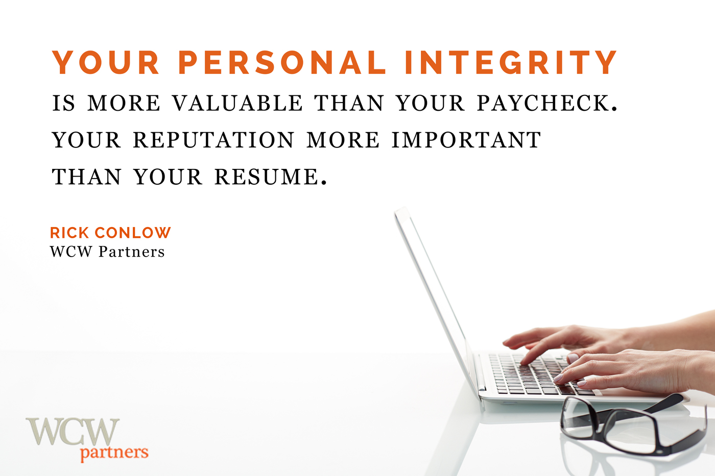 Five Reasons Why Integrity Is Important
