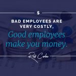 What is the Difference Between Bad and Good Employees?