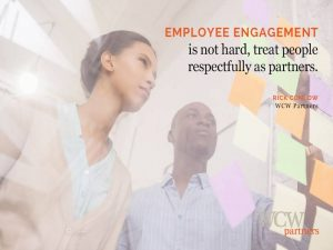 Employee Disengagement is a Dinosaur Mentality