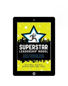 SuperSTAR Leadership Model eBook: Good Boss Bad Boss, Which One are You?