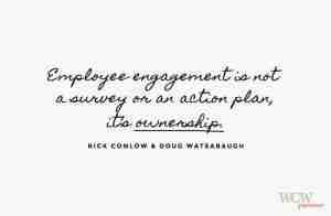 Creating Employee Engagement: 4 Methods That Work