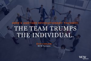 Creating a High Performance Team and Accelerating Results