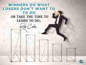 3 Characteristics of a Winning Attitude
