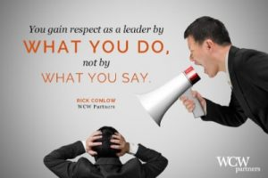 Character Defines a Leader's Success