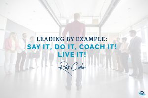 21 Traits for Leading by Example: Rate Yourself