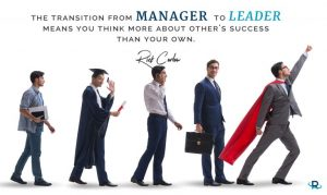 MANAGEMENT AND LEADERSHIP: A DUET FOR SUCCESS