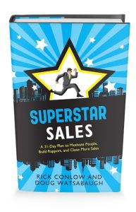 How to Become a Sales Superstar: 5 Steps to Success and Greatness