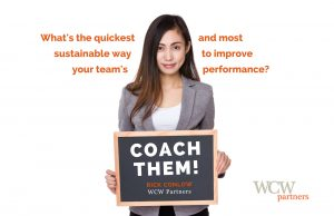 Why Coaching is the Secret Sauce of Leadership