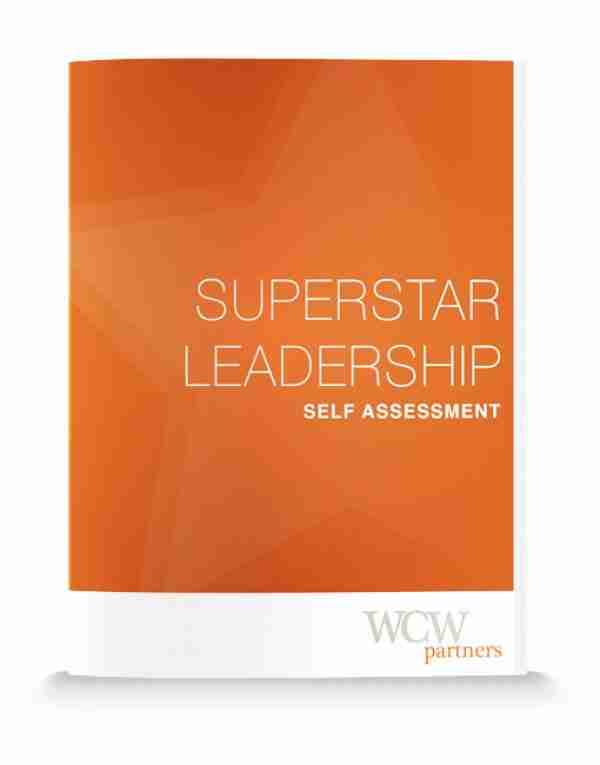 SuperSTAR Leadership Self-Assessment - Rick Conlow