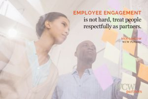 The Secret Sauce to Employee Engagement