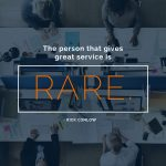 Become One of the Rare Customer Service Superstars
