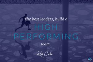 Leading high performance team planning