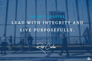 Leadership Promises Broken, A Lack of Integrity