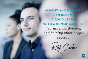 The Succeeding as a Leader Webinars: Enroll Today!