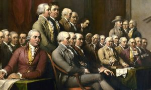 The Founding Fathers Compared to Today's Congress
