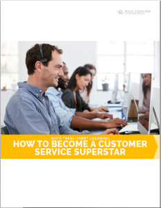 How to become a customer service