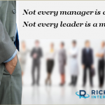 A Genuine Leader is Rare and Desperately in Demand