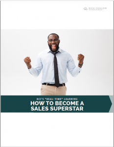 How to become a sales superstar